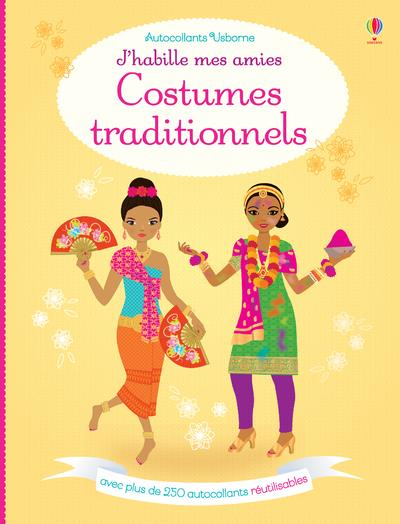 J'HABILLE MES AMIES   COSTUMES TRADITIONNELS